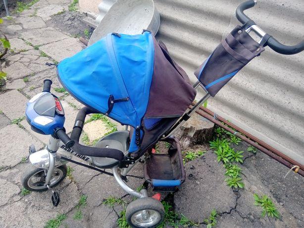 Срочно детский велосипед