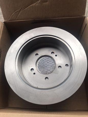 Тормозные диски для Kia Sportage 3 поколения R17 колесо