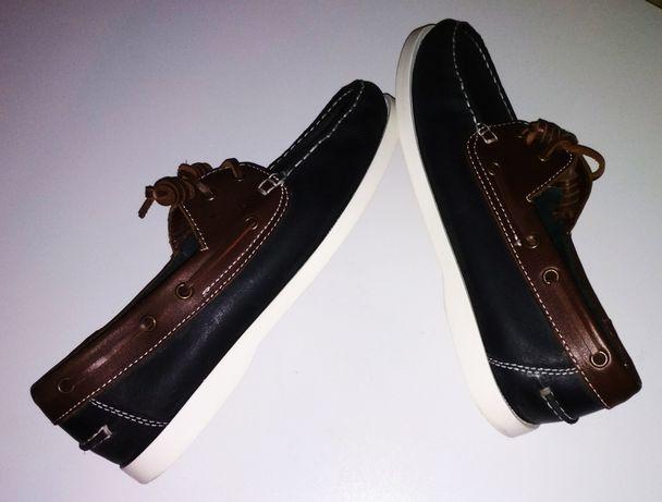 Кожаные туфли next p.44