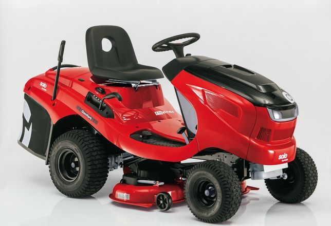 Kosiarka trakotr traktorek ogrodowy Solo by AL-KO t15-93.7 HD-A