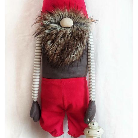 Skrzaty,gnomy, ozdoby świąteczne dekoracja, Boże Narodzenie
