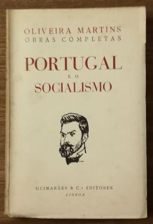 portugal e o socialismo, obras martins obras completas