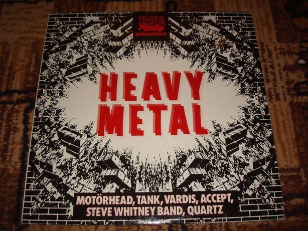 Płyty winylowe Heavy Metal