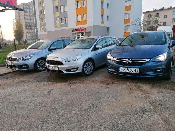 Wypożyczalnia Samochodów Aut Osobowych Wynajem Zielona Góra