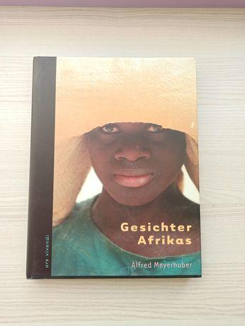 Książka Gesichter Afrikas Alfred Meyehuber