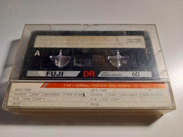 Kaseta magnetofonowa Fuji DR 60