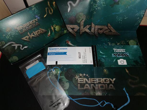 2szt. Box Energylandia (wejściówki do parku rozrywki)