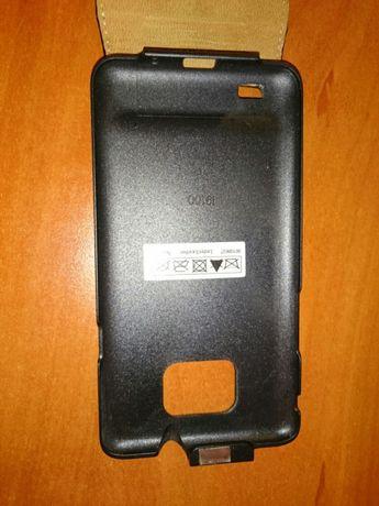 Etui pokrowiec kabura składana Samsung Galaxy S II