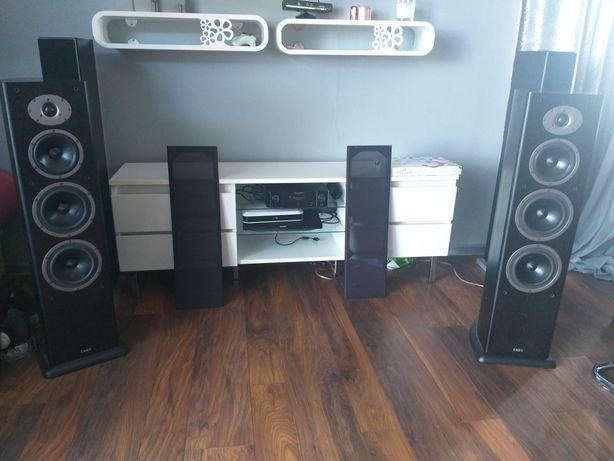 Kolumny podłogowe Acoustic Ealite 3