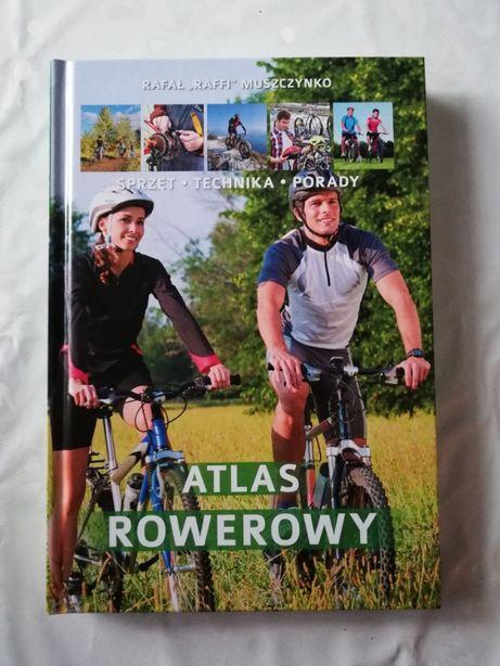 NOWY Atlas Rowerowy, Rafał Raffi Muszczynko