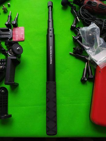 Аксессуар для камеры монопод крепления Insta360 One X 300 см 200см