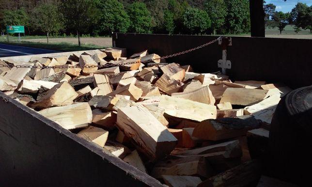 drewno opałowe twarde