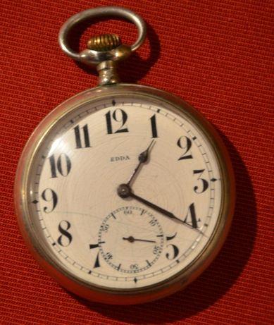 Zegarek kieszonkowy Edda.