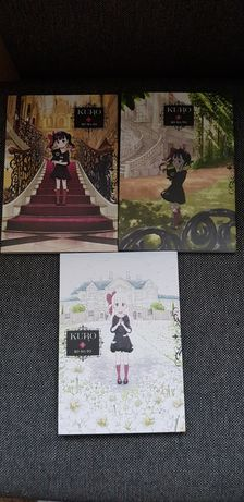 Manga Kuro cała seria