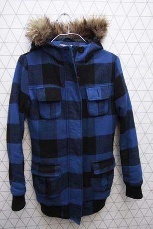 Kurtka płaszcz zimowy House, rozmiar S - idealny