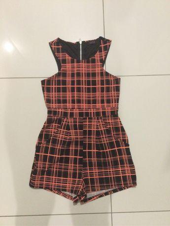 Детский ромпер, платье-шорты на девочку 12-13 лет 158-164 рост