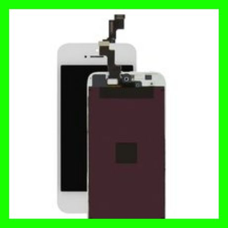 Дисплей iPhone 5s,SE White + рамка Модуль 5 ес Айфон Білий Тачскрин