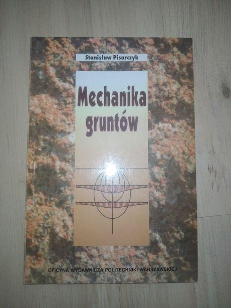Mechanika gruntów Stanisław Pisarczyk książka budownictwo