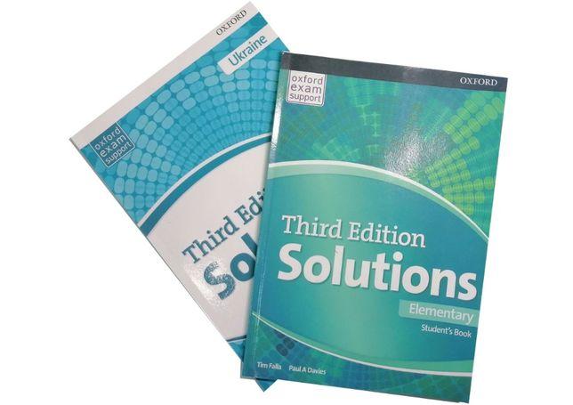 Solutions Elementary (3 издание)