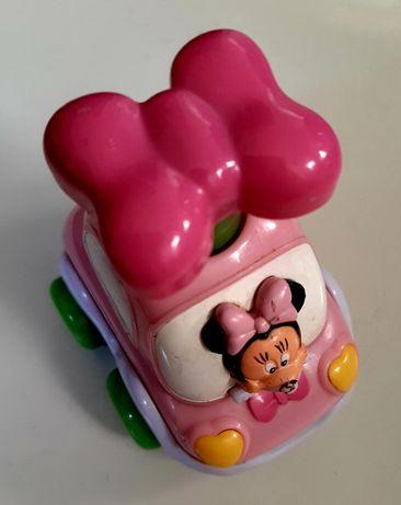 Carrinho da Minnie (aconselhado desde que o bebé gatinhar)