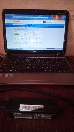Нетбук Acer Aspire One za3, на запчасти.
