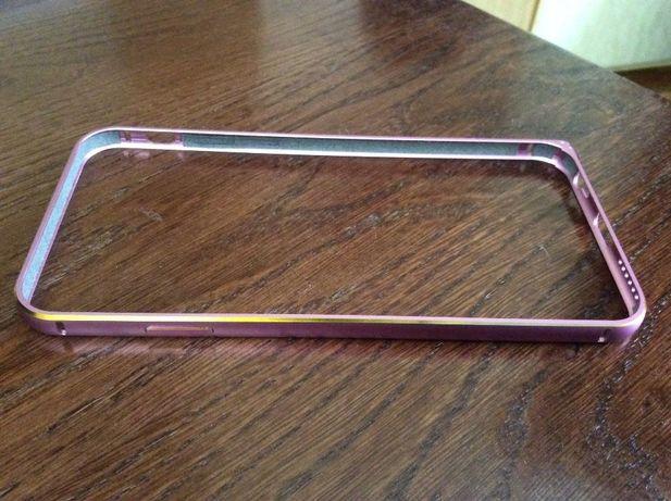 iPhone 6 бампер алюминий новый