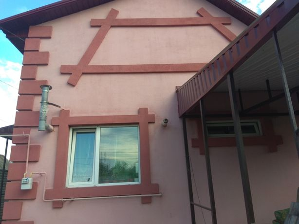 Утепление фасадов домов. Внутренние отделочные работы.
