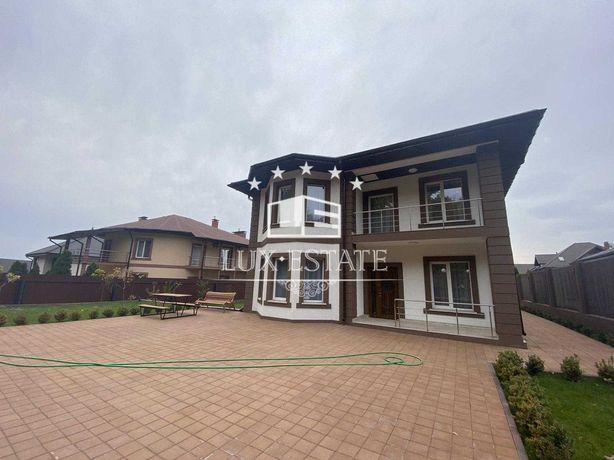 БЕЗ%,Продажа уютного дома(260м) возле леса,с.Хотов,12 соток,4 спальни