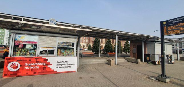 Sprzedam dwa kioski w centrum miasta Dąbrowa Górnicza