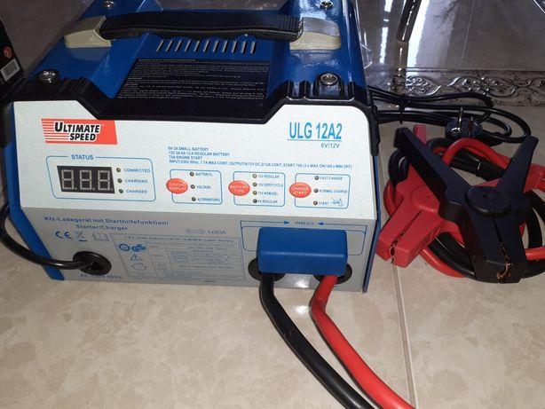 Зарядное устройство для аккумуляторов авто и мотоциклов. ГЕРМАНИЯ.