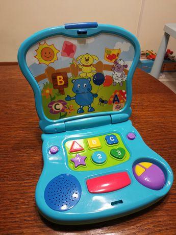 Mój pierwszy laptop