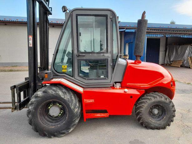 Terenowy wózek widłowy TERRA RANGER G40/2  4 tony nie Manitou, JCB