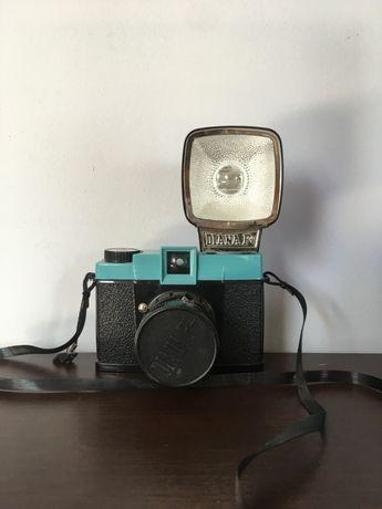 Diana F+ aparat analogowy