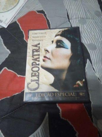 Dvd Cleópatra Edição Especial