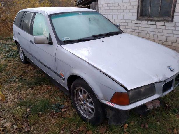 Продам BMW e36 1.7tds
