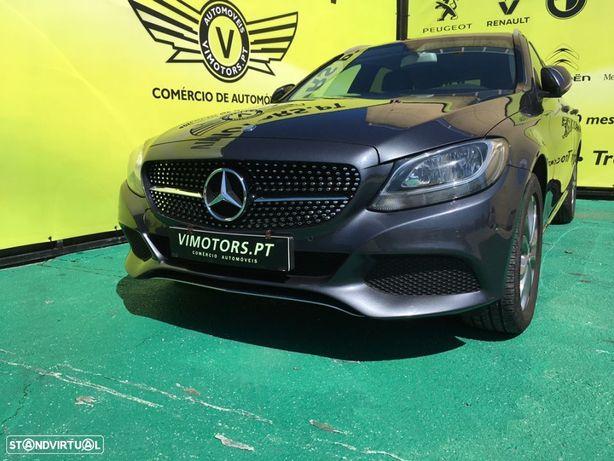 Mercedes-Benz C 200 BlueTEC Avantgarde+