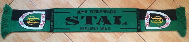Szalik STAL Stalowa Wola Unikat !