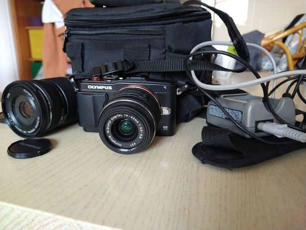 Aparat fotograficzny Olympus E PL6