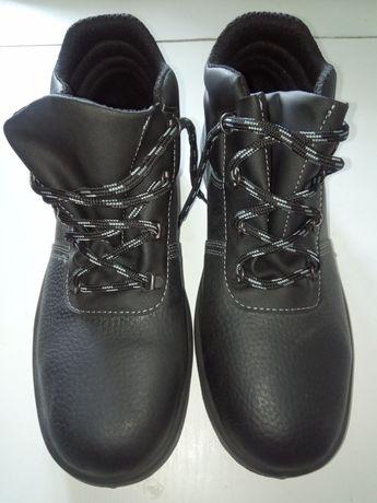 Ботинки рабочие без металлической вставки