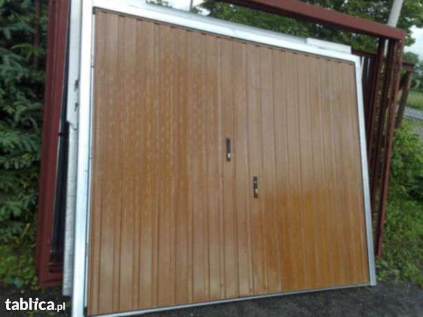 Brama Garażowa Bramy Garażowe Drzwi do wnęk betonowych i stalowych