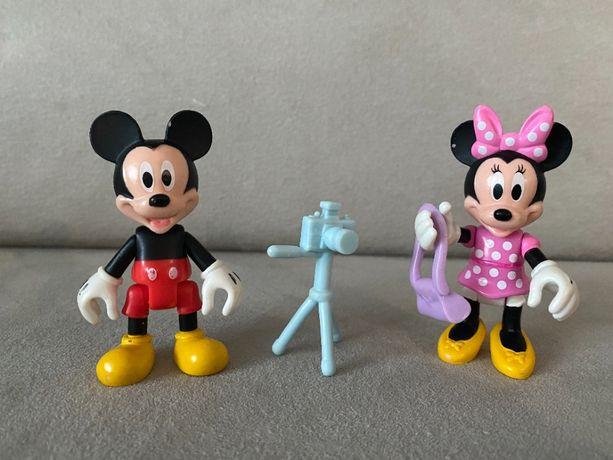 Набор фигурок Disney Минни и Микки