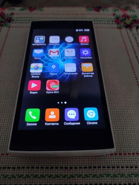 Leagoo Alfa 5 мобильный телефон