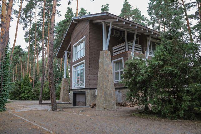 Романків - будинок 360 м2, закрите котеджне містечко в лісі, басейн