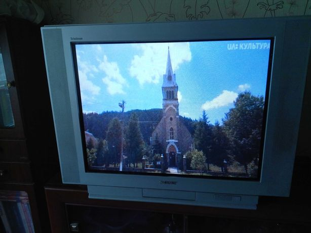 Телевизор Sony Trinitron KV-29FX30E