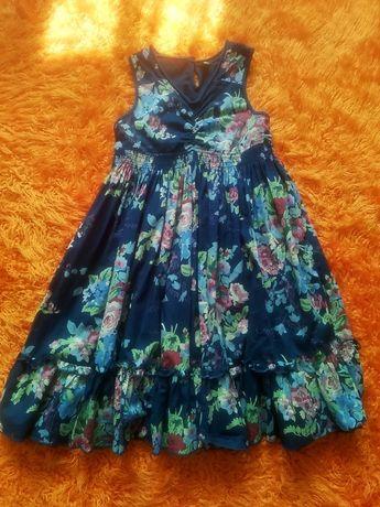 Плаття для дівчинки 7-8 років UNITED COLORS OF BENETTON