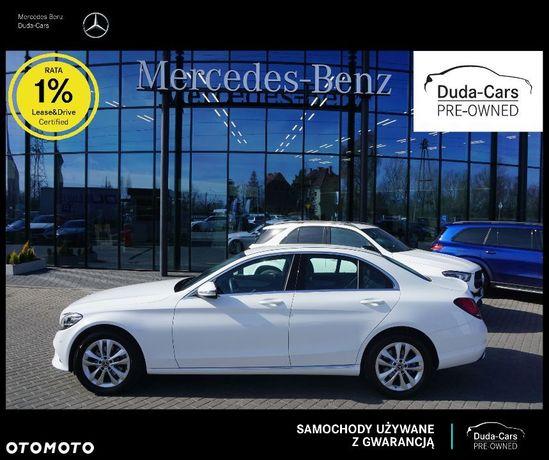 Mercedes-Benz Klasa C Mercedes Benz C200 W205 4MATIC Pakiet...