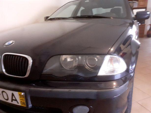 Vendo BMW 320d usado