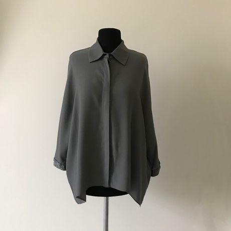 Airfield блуза шелк вискоза Brunello Cucinelli