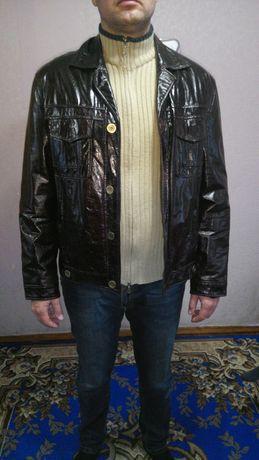 Продаю новую кожаную куртку