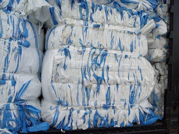 Worki Big Bag Używane 90/94/180 Najlepsze na Zboże Ziarna Kukurydze